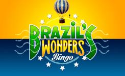 Brazil's Wonders Bingo