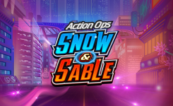 Action Ops: Snow & Sable