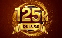125k Deluxe Scratchcard